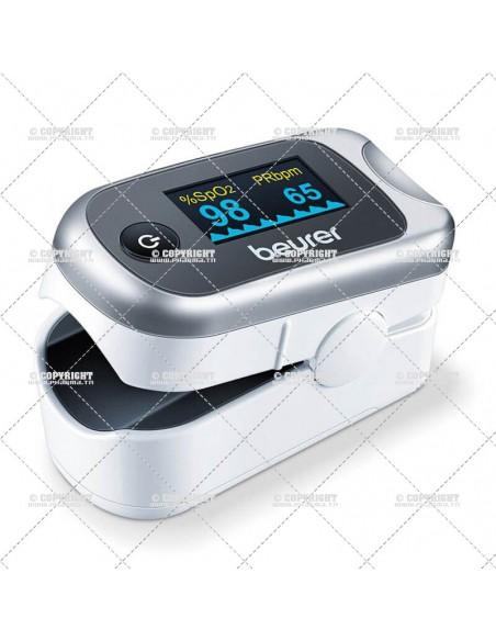 Oxymètre de pouls / saturomètre PO 40 BEURER